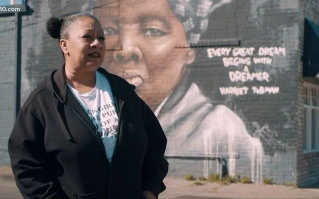 더 이상 '수행 적 제스처'없음 : BLM 새크라멘토는 흑인을위한 커뮤니티 및 리소스 센터를 건설하기 위해 토지를 구입합니다.