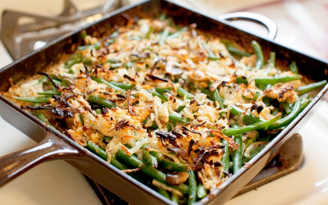 味噌でほとんどすべての感謝祭の料理を改善する