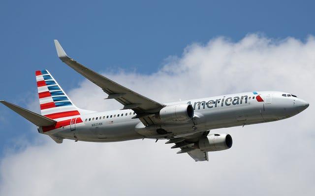 Des passagers musulmans disent que le vol d'American Airlines a été annulé, et le FBI a appelé, parce qu'un homme a vidé les toilettes deux fois