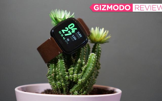 Il Fitbit Versa è il primo vero smartwatch a buon mercato
