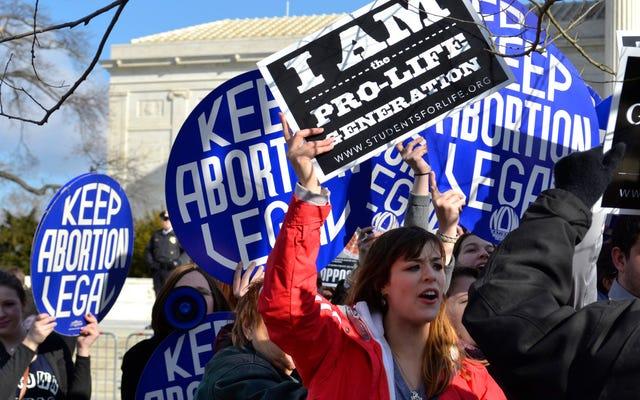 ジョージア州は、ACLUの「ハートビート」法に対する訴訟は中止されるべきだと主張している