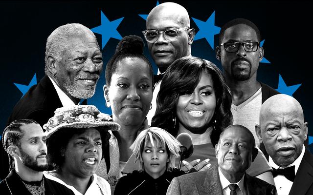 Hadiah Oprah Adalah Kehadirannya, Badai Memiliki Iridescence dan Kaepernick Akan Membuat Anda Menebak: Peringkat Kekuatan Hitam Presiden 2020, Minggu 22