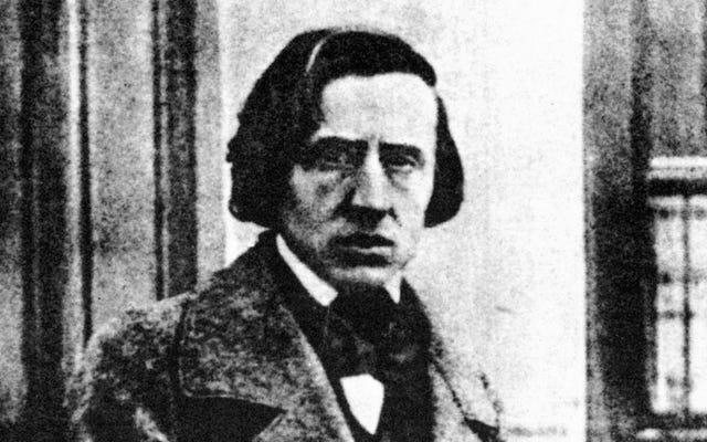 TIL El corazón de Frédéric Chopin se conservó en Cognac