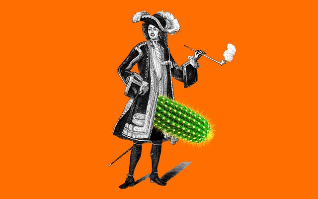 Pricks in Public: A Microhistory