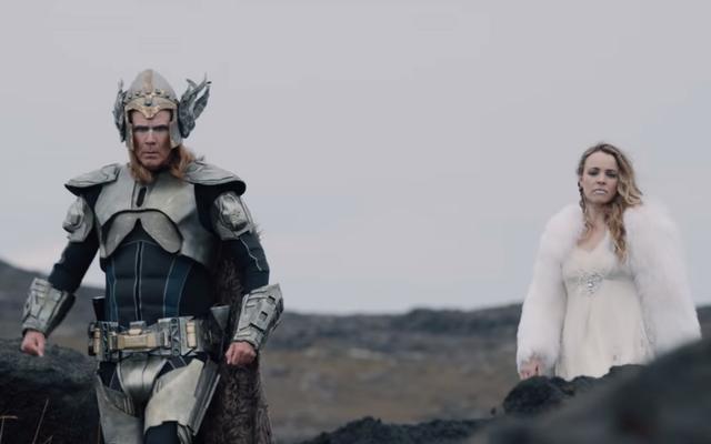 Will Ferrell i Rachel McAdams to niedoszłe islandzkie gwiazdy pop w zwiastunie konkursu Eurowizji Netflix