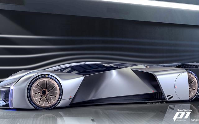 El Fordzilla P1 es un sueño rápido que nunca se hará realidad