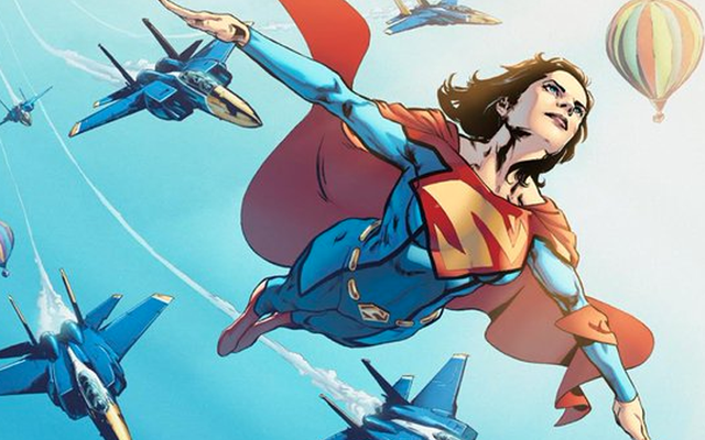 Ora conosciamo il volto familiare della nuova superdonna della DC