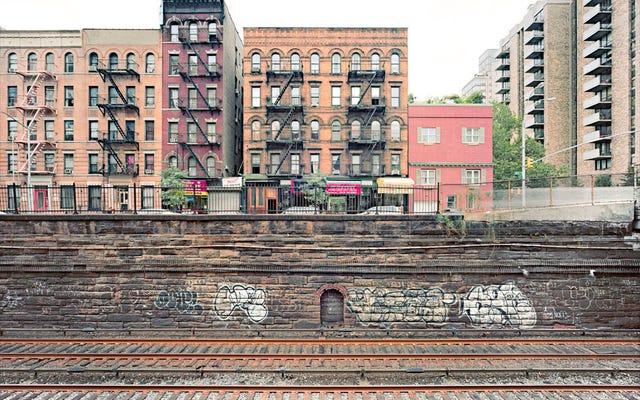Amerika'nın Peyzajında Dolambaçlı Güzel Yalnız Demiryolları