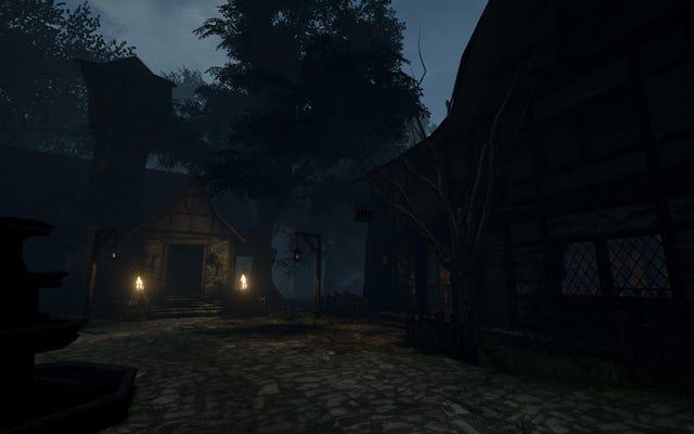 World ofWarcraftのDuskwoodがUnrealEngine4で身も凍る