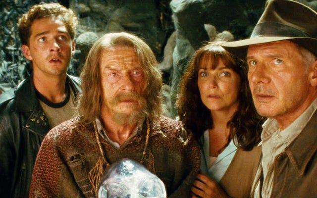 Tại sao Vương quốc của Hộp sọ pha lê thực sự có thể là một điều tốt cho Indiana Jones