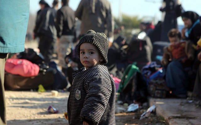 シリア政府はそれがアレッポを取り戻したと言います