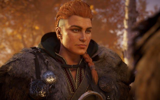 Estoy enamorado de Assassin's Creed Valhalla's Wilderness