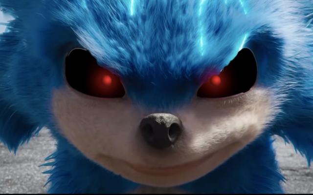 ใช้เวลาไม่มากในการเปลี่ยนตัวอย่าง Sonic The Hedgehog ให้กลายเป็นภาพยนตร์สยองขวัญ