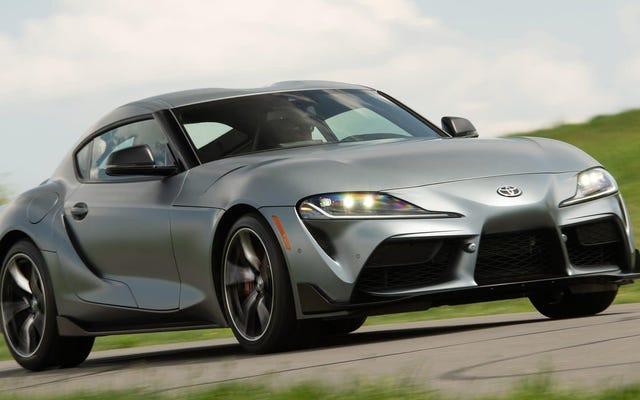 Otra prueba de Dyno revela que el Toyota Supra 2020 tiene más potencia de la que se anuncia