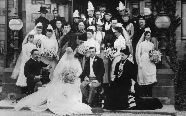 The Tinderの新しい、しかしフリークアウトはそうではありません:1880年代の結婚ジャーナルで愛を探しています