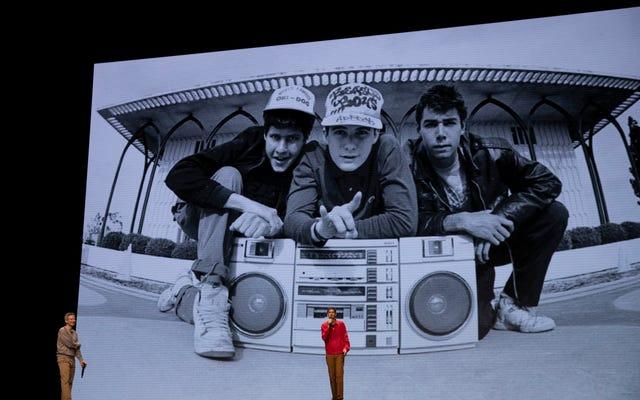 Сюжет Beastie Boys Story Спайка Джонза будет транслироваться на Apple TV + после эксклюзивного релиза в IMAX