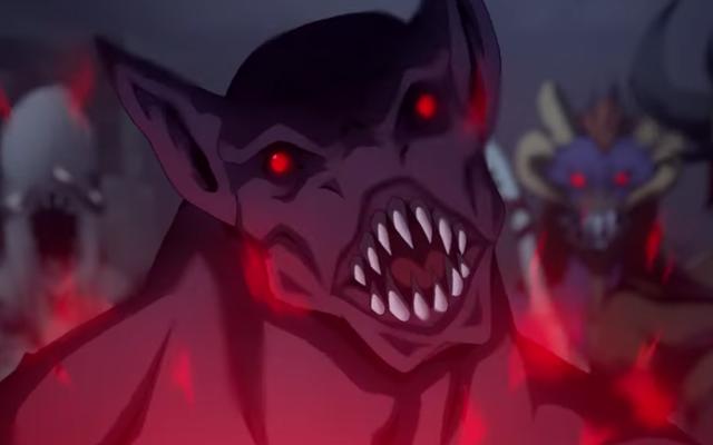 吸血鬼は、Netflixの悪魔城ドラキュラの新しい予告編でまだ最悪です