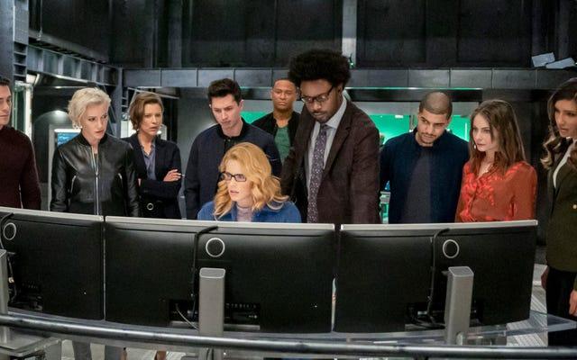 Final Seri Arrow Benar-benar Awal untuk Karakter Pertunjukan yang Paling Diremehkan