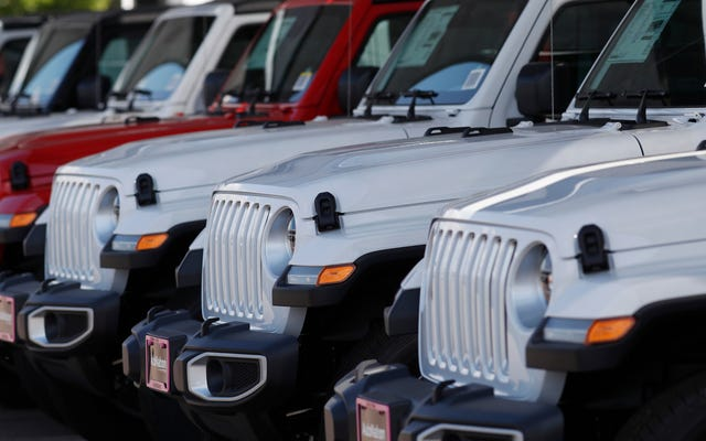 Il prestito medio per auto nuove supera i 70 mesi perché le persone sono impazzite