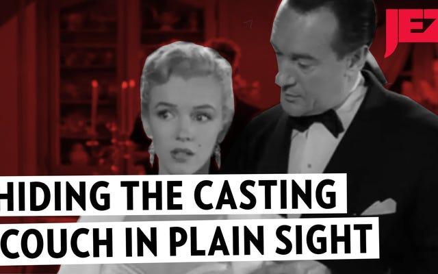 ステージドア:ハリウッドのセクハラの報復が到着するのに時間がかかった理由を明らかにする1937年の映画