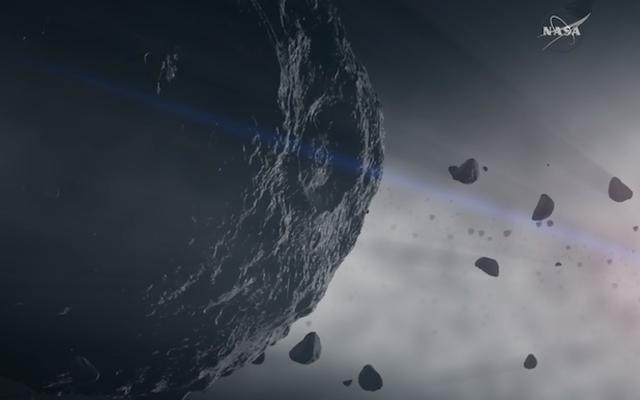 Perjalanan NASA ke Asteroid Bisa Mengungkap Asal Usul Kehidupan di Bumi