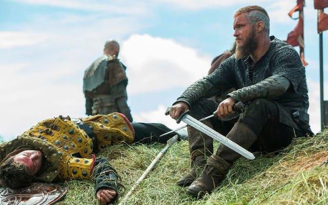 バイキング:「傭兵」