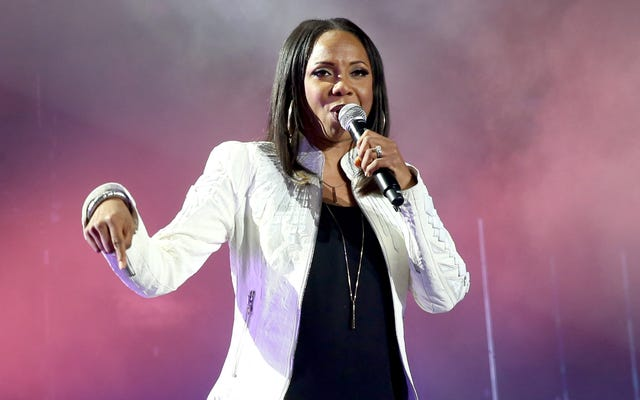 MC Lyte ने नस्लीय पूर्वाग्रह, महिला रैप बीफ और हिप-हॉप की दीर्घायु की बात की