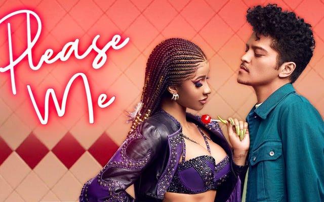 Vídeo musical Please Me de Cardi B y Bruno Mars: estarás satisfecho