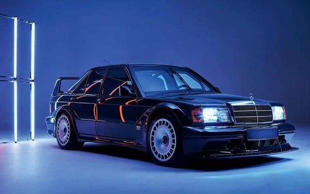 GQ Style a écrit sur la nouvelle classe de voitures classiques, mais il suffit de regarder les jolies images