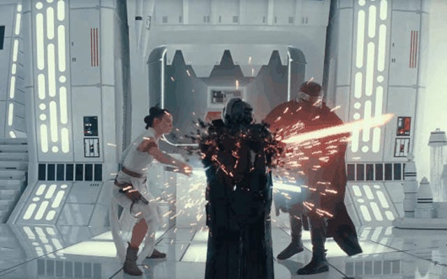 Jedi cuối cùng đã giúp JJ Abrams làm những điều táo bạo hơn trên sự trỗi dậy của Skywalker
