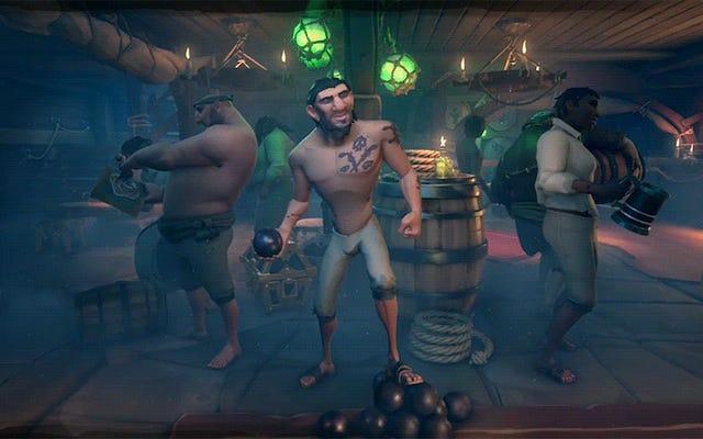 泥棒の海で海賊を選ぶのは難しい