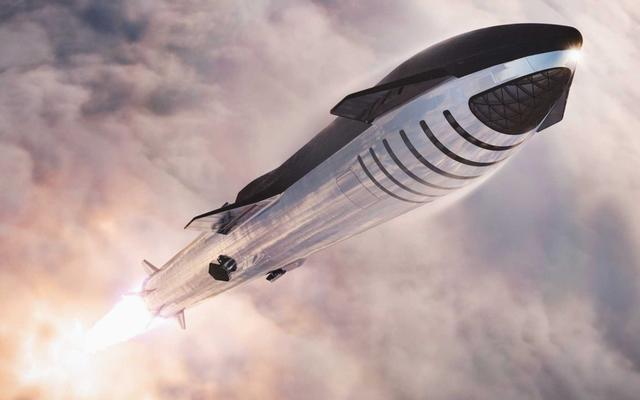 SpaceX essaiera d'attraper ses boosters de vaisseau au lieu de les atterrir