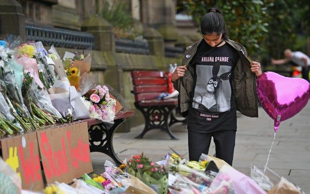 アリアナ・グランデのコンサート攻撃に関連してさらに3人が逮捕され、自爆テロ犯が指名