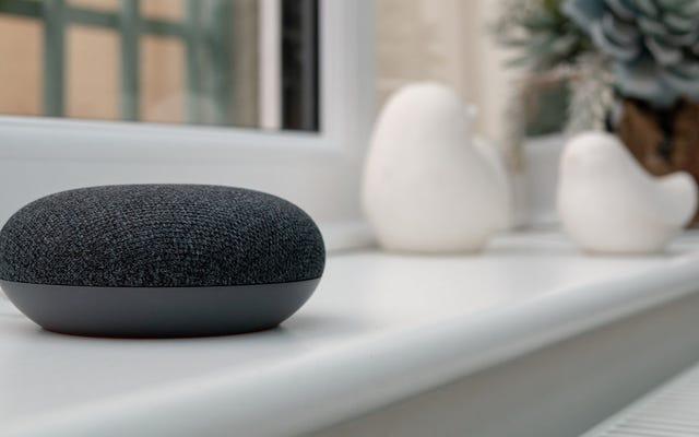 Как настроить чувствительность к звуку вашего устройства Google Home