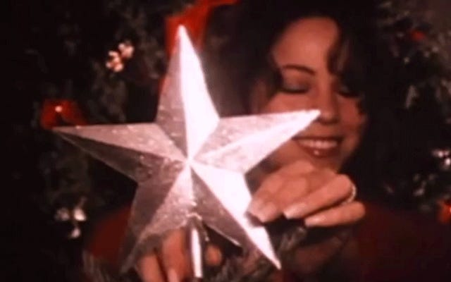 """Versions officielles de Mariah Carey """"Tout ce que je veux pour Noël, c'est toi"""", classées"""