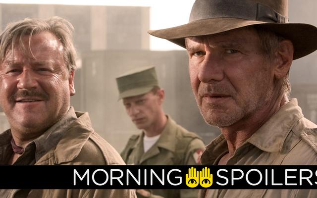 Aggiornamenti sui piani cinematografici di Indiana Jones 5 e Quentin Tarantino per Star Trek