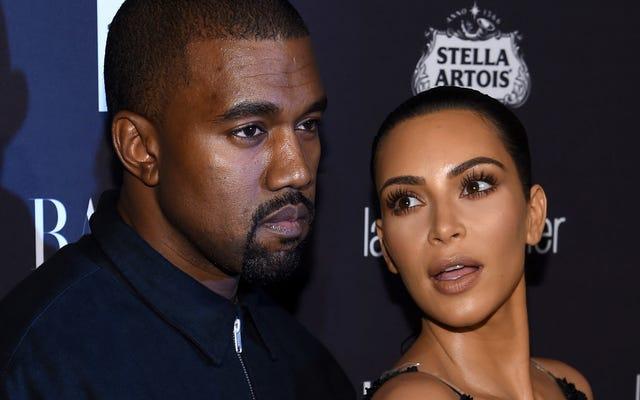 キムとカニエは、3人目の子供を産むために代理母を雇ったと伝えられている