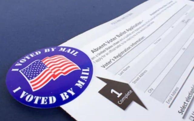 Почтальон Западной Вирджинии обвиняется в мошенничестве на выборах в связи с изменением заявлений в бюллетени для заочного голосования
