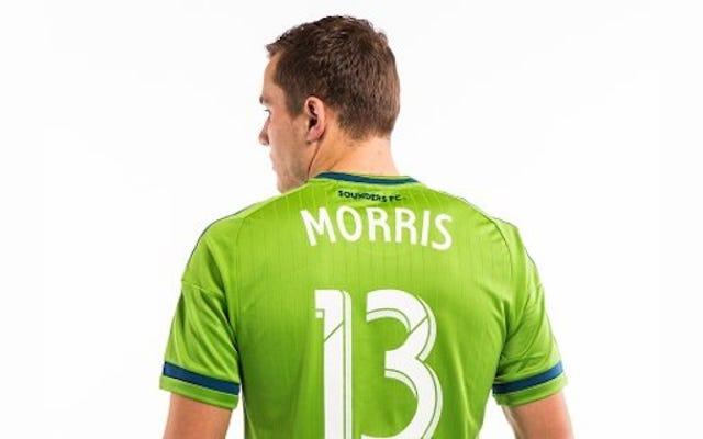 Jordan Morris rejoindre la MLS est une bonne chose, pour le moment