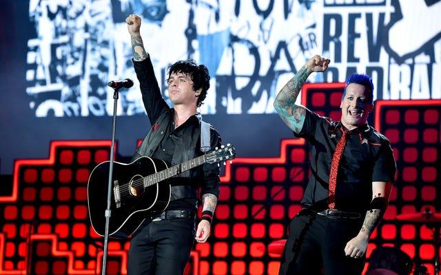 Green Day, Fall Out Boy i Weezer ogłaszają wspólną trasę koncertową, z której zrodziły się twoje zasmarkane małe marzenia nastolatków