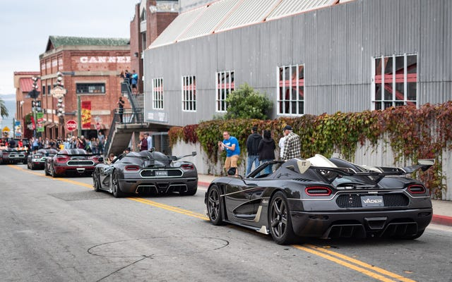 アメリカで最も贅沢な自動車フェスティバルを無料で行う方法