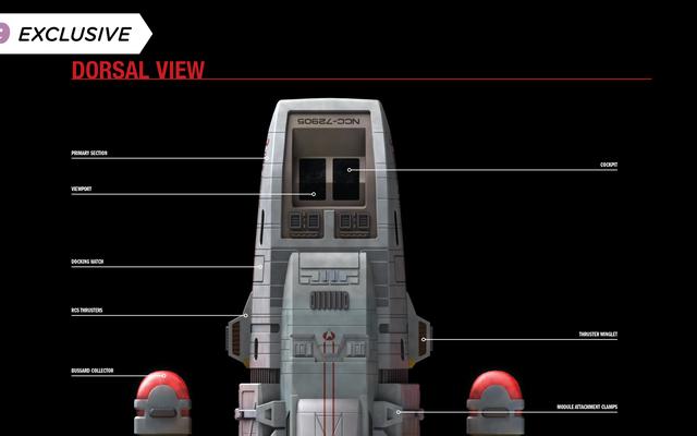 Zobacz, co sprawia, że Deep Space Nine kręci się w tym nowym podręczniku Star Trek