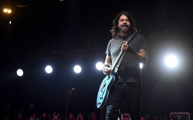 Foo Fighters ponownie odwiedzi trasę z 1995 roku podczas 25-lecia trasy