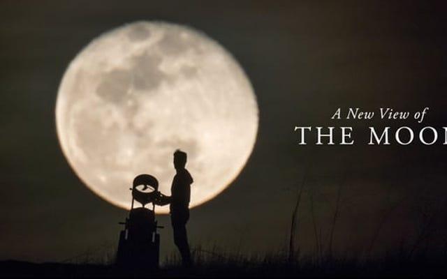 मूनस्ट्रक पैदल चलने वालों का यह आकर्षक वीडियो हमारे कूल चंद्रमा की जांच करने के लिए एक अच्छा अनुस्मारक है