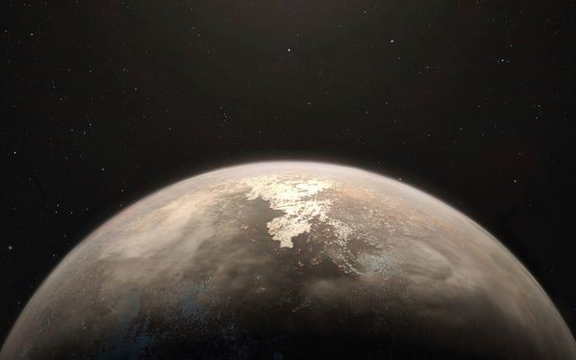 科学者たちは、Twitterで時間が感じられるように機能する惑星を発見します