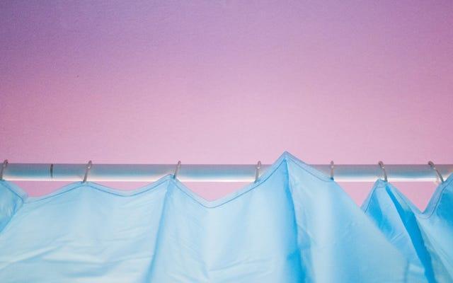 Cara Tercerdas Anda Harus Menggunakan Kembali Liner Tirai Mandi Anda