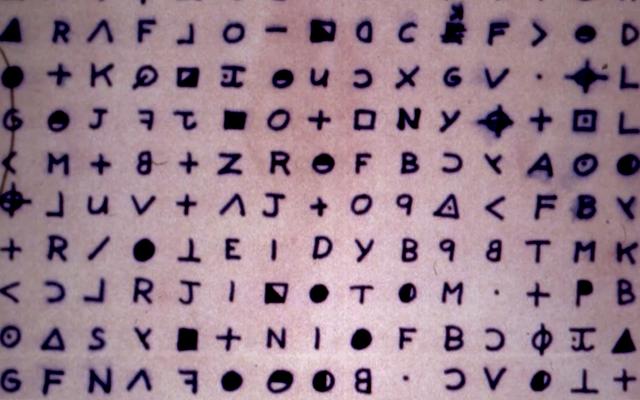 50年以上後にアマチュアコードブレーカーによってクラックされたゾディアック事件の暗号