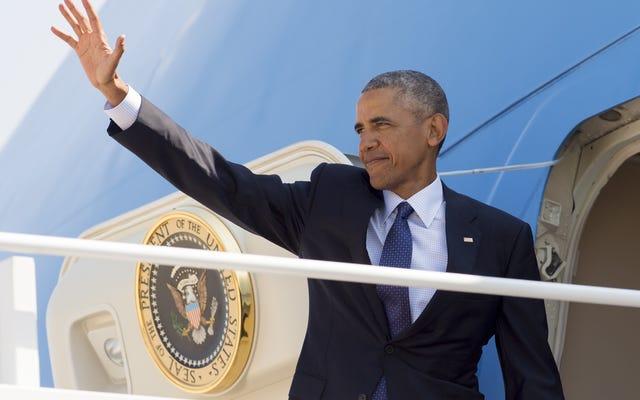 Le blanchiment de l'héritage du président Obama