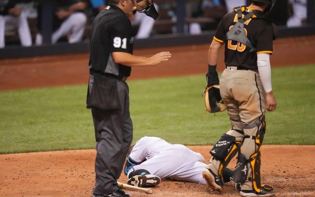 この男に対して打者の箱に足を踏み入れてください…あなたが勇気があるなら!