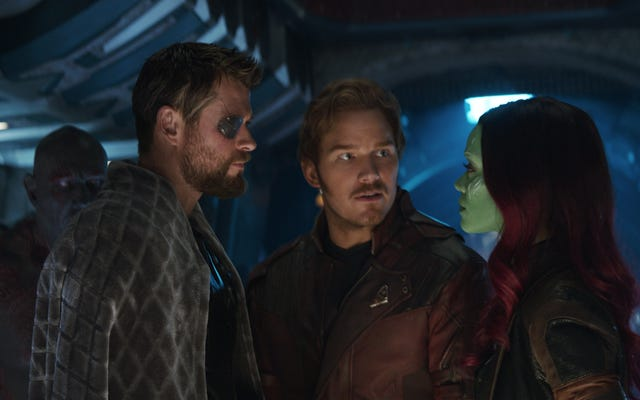 Guardians Of The Galaxy จะปรากฏตัวใน Thor: Love And Thunder